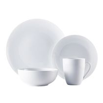 Hometrends Coupe 16 Piece Dinner Set