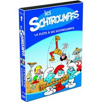 The Smurfs: The Smurfs And The Magic Flute (French Edition)