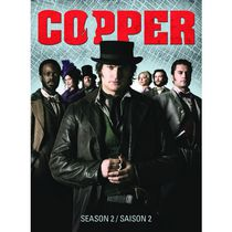 Copper - Saison 2 (Billingue)