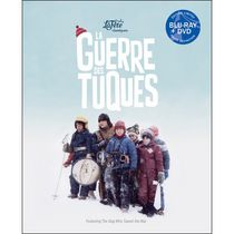 The Dog Who Stopped The War (La Guerre Des Tuques) (Limited Edition) (Blu-ray + DVD) (French)