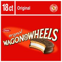 Dare Wagon Wheels Original Cookies