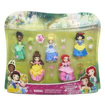 Poupée Collection Splendeur royale mini Royaume Princesse de Disney