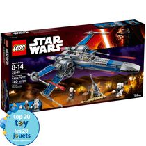 LEGO(MD)(MD) Star WarsMC - X-Wing FighterMC de la Résistance (75149)
