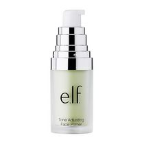 e.l.f. Mineral Face Primer Tone Adjusting Green