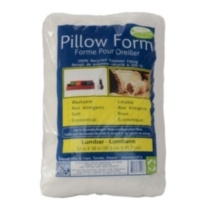 Lumbar Pillow Form
