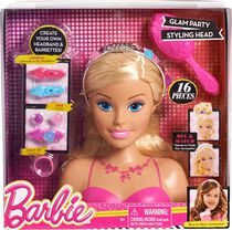 Barbie Glam Party Styling Head - Blonde
