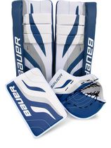 Bauer Street Hockey Reactor Goalie Kit - 23 Inch