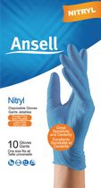Ansell Nitrile Disposable Gloves