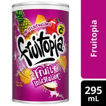 Fruitopia Fruit Integration Real Fruit Beverage