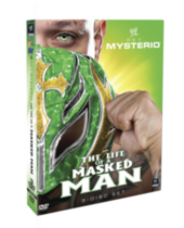 WWE 2011 - Rey Mysterio - The Life of a Masked Man