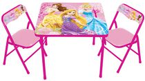 Disney Princess Activity Table and Chairs Set