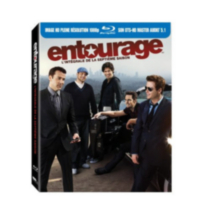 Entourage: The Complete Seventh Season (Blu-ray) (French Edition)
