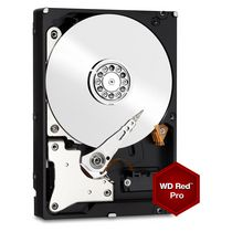 Disque dur interne Pro de Western Digital de 3,5 po à 4 To SATA en rouge - 4002FFWX