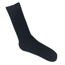 THERAPY PLUS Ladies Non-Elastic Crew Sock 2pk Black