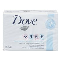 Dove® Baby Fresh Scent Bars 2 X 90g