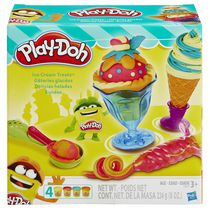 Play-Doh Ice Cream Treats Playset