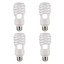 Great Value Compact Fluorescent Light T3 23W Daylight Bulb