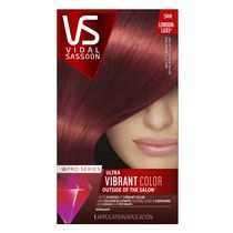 Vidal Sassoon Pro Series Permanent Hair Colour Medium Vibrant Red 5RR