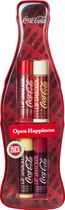 Lip Smacker Coca Cola Tin Lip Balm Gift Set