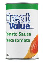 Sauce tomate de Great Value