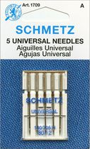 Schmetz Universal Machine needle, #12