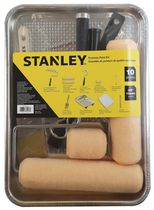 "Stanley 10-piece 3/8"" Premium Paint Tray Kit"