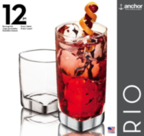 Rio 12 Pack Beverage Set