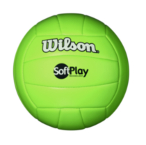 Wilson Softplay Green Volleyball