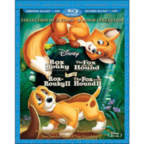 The Fox And The Hound: 30th Anniversary (2-Movie Collection) (3-Disc) (Blu-ray + 2 DVDs) (Bilingual)