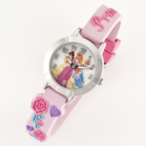 Girls' Disney Princess analog watch