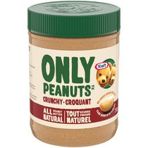 Kraft All Natural Crunchy Peanut Butter