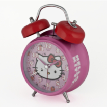 Walmart Clearance Hello Kitty Twin Bell Alarm Clock