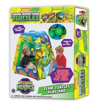 Teenage Mutant Ninja Turtles Half Shell Heroes Team Turtles Playland