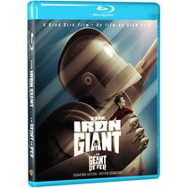 The Iron Giant (Signature Edition) (Blu-ray + Digital HD) (Bilingual)