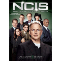NCIS: The Complete Eighth Season (Bilingual)