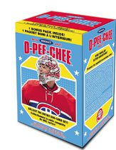 Upper Deck 2016-2017 O-Pee-Chee Hockey Sports Cards, Value Box - Bilingual