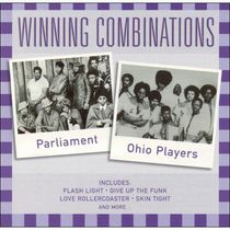 Parliament / Ohio Players - Winning Combinations