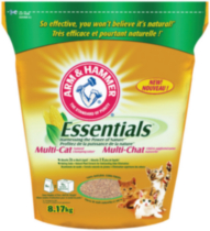 ARM & HAMMER® Essentials® Natural Clumping Litter 8.17 Kg