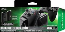 Solution pour chargement de manette Charge Block Duo de Nyko  pour Xbox One