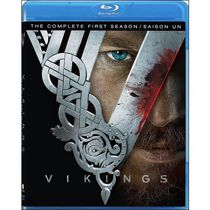 Vikings: The Complete First Season (Blu-ray) (Bilingual)