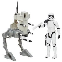 Star Wars The Force Awakens Assault Walker, 12 Inch