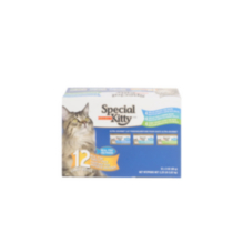Special Kitty Select Ultra Gourmet Cat Food Real Fish Variety Pack