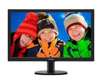 "Philips 243V5LSB 24"" LED Monitor with SmartControl"