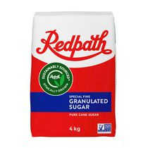 Redpath White Granulated Sugar