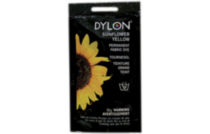 Dylon Natural Fabric Dye Sunflower - Yellow