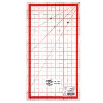 Sew Easy® Quilting Ruler, 12 x 6.5""