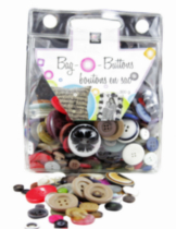 Bag O' Buttons - All Mixed