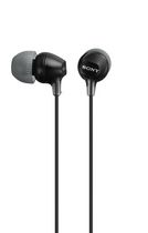 Sony Fashion Color EX Series Earbud Headphones Black
