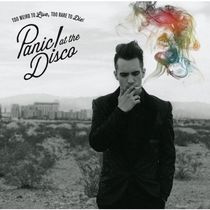 Panic! At The Disco - Too Weird To Live, Too Rare To Die! (Vinyl) (LP/Digital Download)