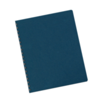 Executive™ Binding Covers - Navy 50-pack - Oversized